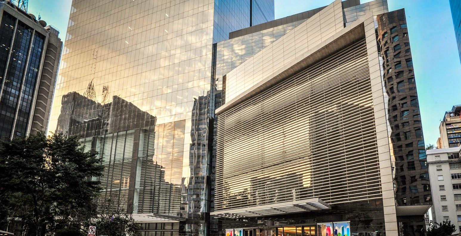 Torre Matarazzo e Shopping Cidade São Paulo