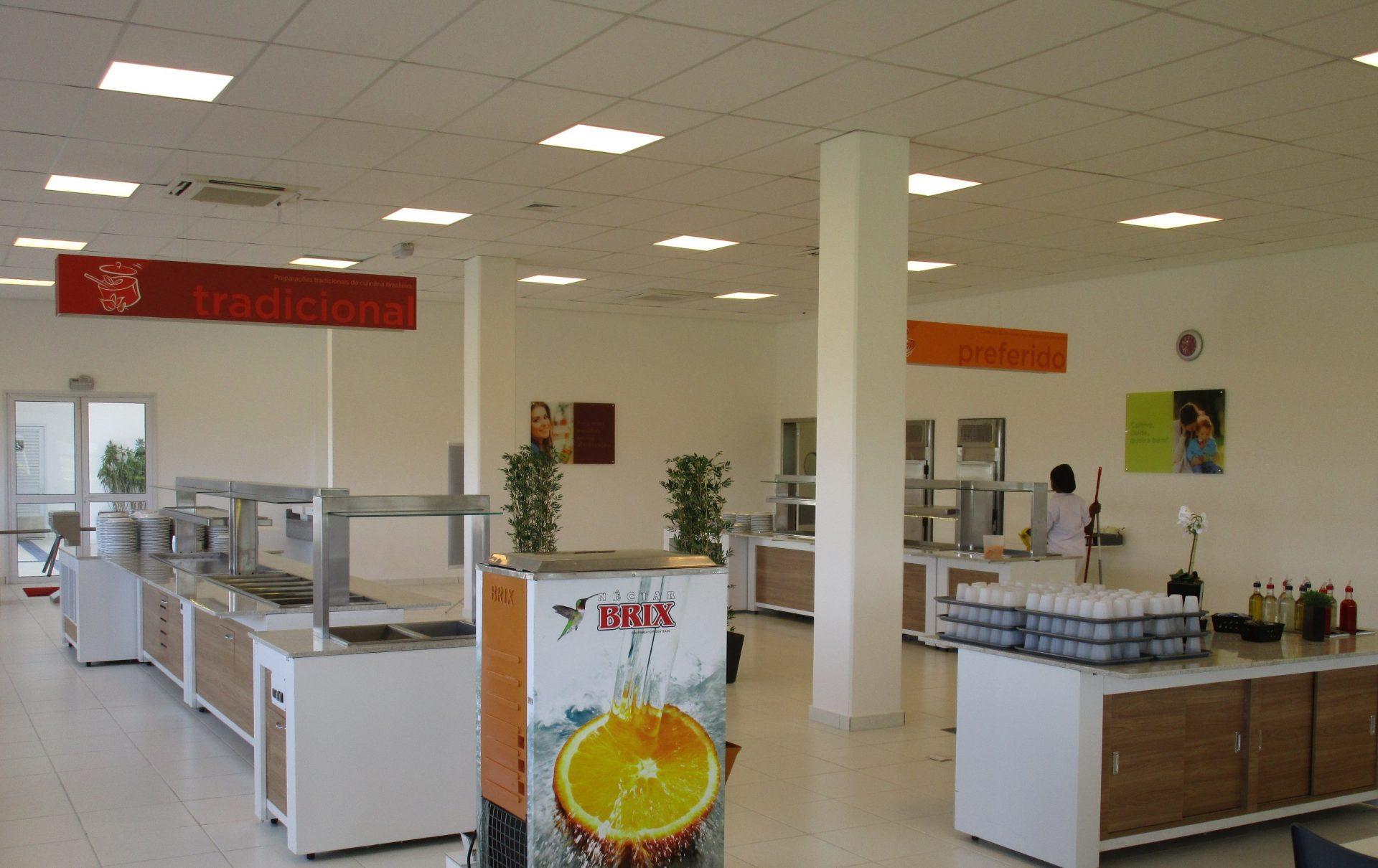 CD Itatiaia   Implantação Cozinha Industrial