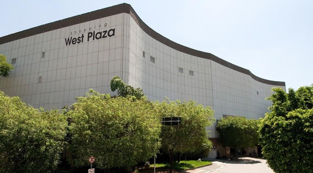 Shopping West Plaza Revitalização Boulevard
