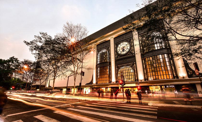 Shopping Pátio Paulista Expansão e Revitalização