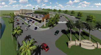 Vila Parque Strip Mall