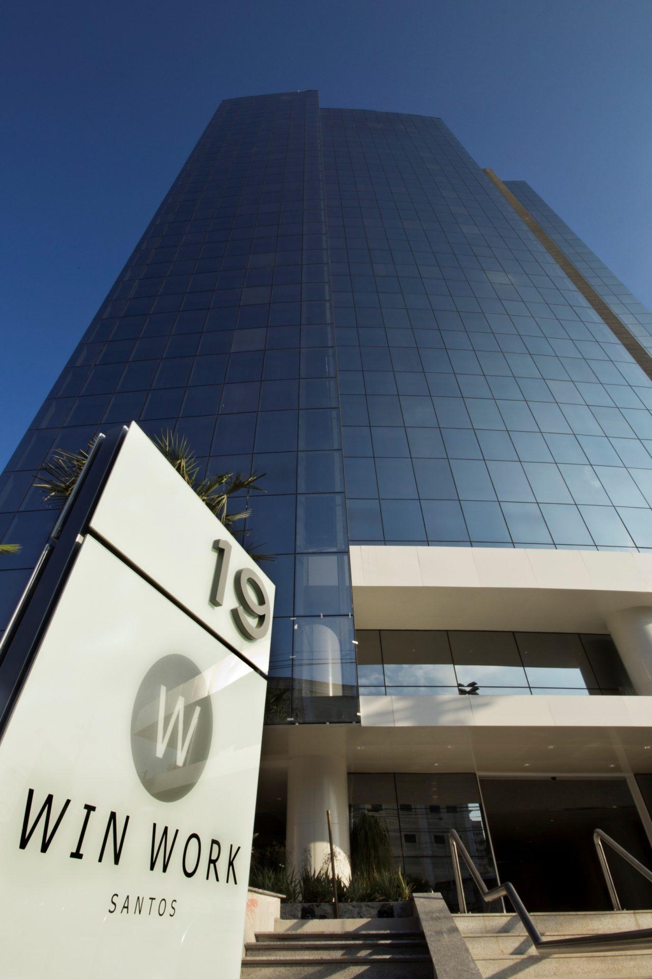 Win Work Corporate Centrer Santos