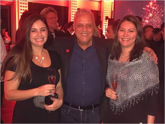 2018 - Juliana Passoto, Roberto de Souza e Fabiana Nakayama - Prêmio Master Imobiliário