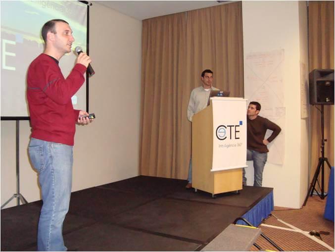 2009 - Giancarlo De Filippi, nosso Diretor de Gerenciamento - Apresentação de fechamento de ano