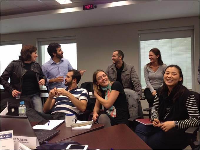 2014 - Nosso time - Programa de liderança na Dom Cabral