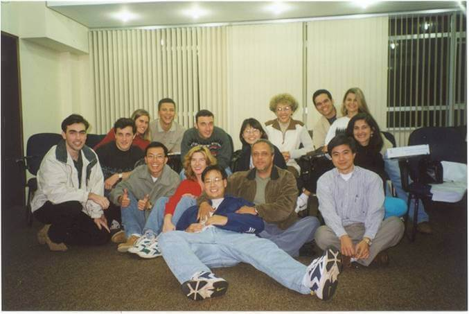 2000 - Treinamento Formação de Instrutores