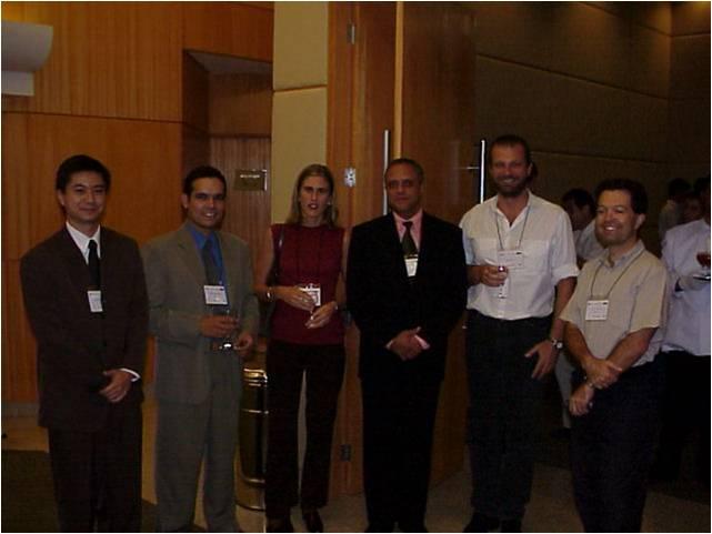 2001 - Certificação Projetistas