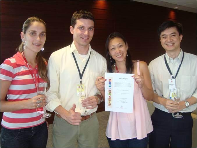 2009 - Certificação Portonave