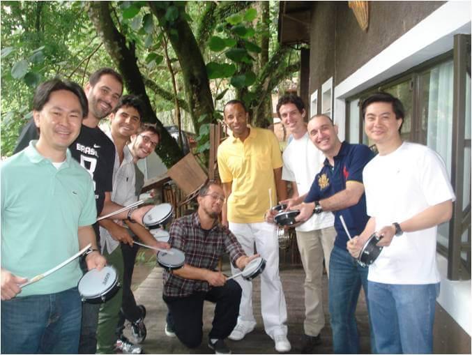2012 - Nossos colaboradores - Confraternização de Final de Ano