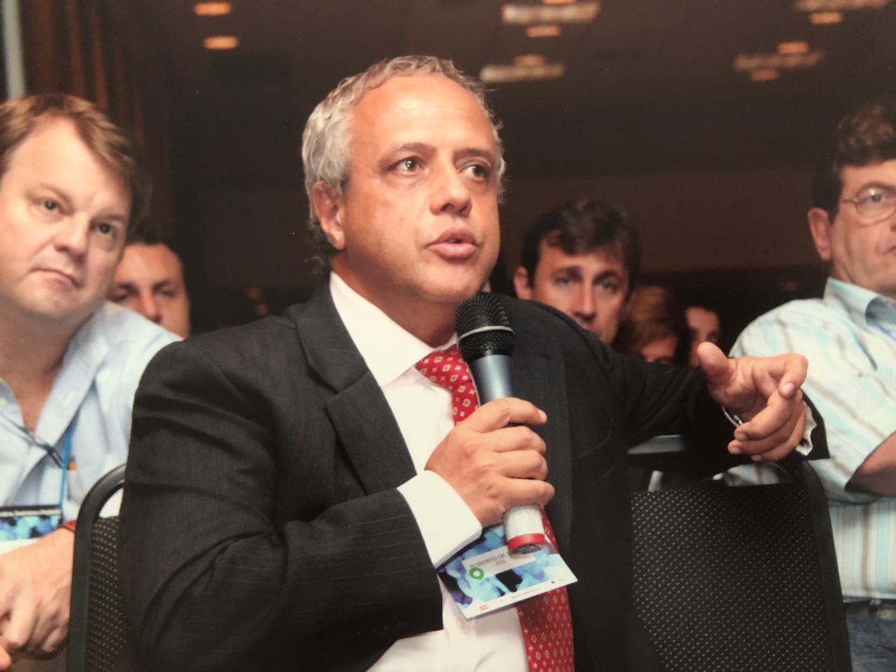 Roberto De Souza, no Encontro de Diretores e Gestores da Construção em 2006